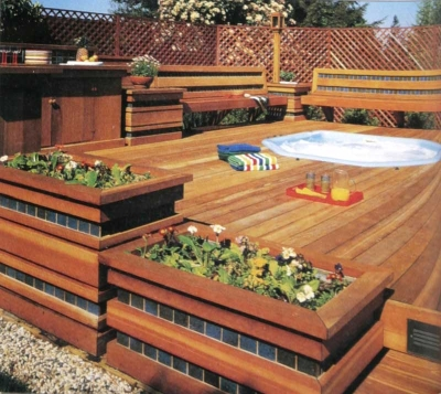 O que deck teminologias arquitet nicas for Best place for decking